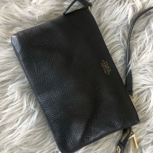Vince camuto clutch crossbody purse